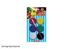Picture of FACE PAINT KIT 6X10ML