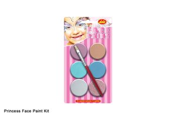 Picture of TEDDY FACE PAINT KIT PRINCESS
