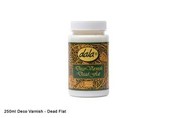 Picture of DALA DECO VARNISH DEAD FLAT