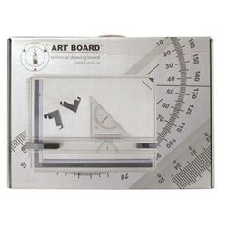 Picture of 3PCS DRAWING BOARD D/L A3 PIVOT HEADNEW