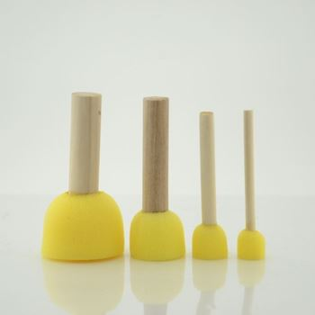 Picture of CADENCE SPONGE BRUSH SET OF 4