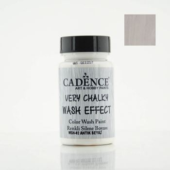 Picture of CADENCE CHALKY WASH EFFECT ANTIQ WHITE 90ML