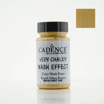 Picture of CADENCE CHALKY WASH EFFECT OXIDE YELLOW 90ML