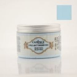 Picture of STYLE MAT RELIEF PASTE BABY BLUE 150ML