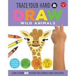 Picture of W/F TRACE YOUR HAND & DRAW
