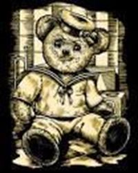 Picture of ARTFOIL GOLD TEDDY