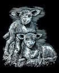 Picture of ARTFOIL SILVER LAMBS