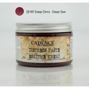 Picture of DISTRESS PASTE VINTAGE CHERRY 150ML