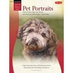 Picture of W/F HOW TO 329 PET PORTRAITS