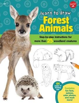 Picture of W/F TO DRAW FOREST ANIMALS