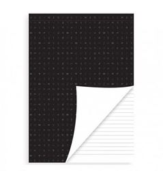 Picture of UNDATED A5 PERFORATED NOTEPAD