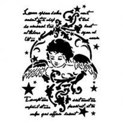 Picture of STENCIL ANGEL