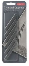 Picture of D/W NATURAL GRAPHITE MED 6PCS