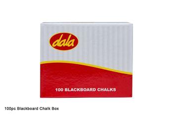 Picture of DALA WHITE CHALK 100PC
