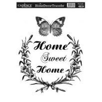 Picture of DÉCOR TRANSFER PAPER BUTTERFLY