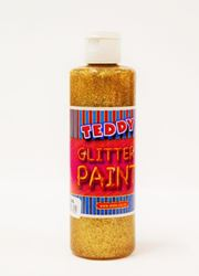 Picture of TEDDY GLITTER PAINT GOLD