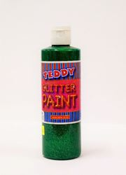 Picture of TEDDY GLITTER PAINT GREEN