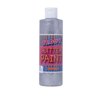 Picture of DALA TEDDY GLITTER PAINT SILVER