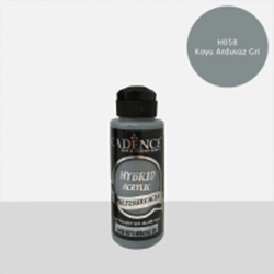Picture of HYBRID ACRYL.120ML DARK SLATE