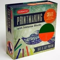 Picture of D/W PRINT MAKING INKTENSE BLOK