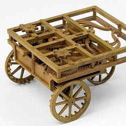Picture of Da Vinci Self Propelling-Cart