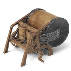 Picture of Da Vinci Mechanical Drum