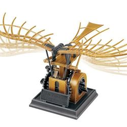 Picture of Da Vinci Flying Machine