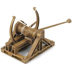 Picture of Da Vinci Catapult Machine