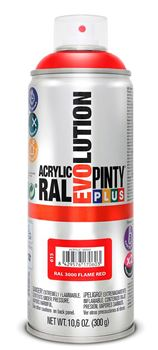 Picture of PINTY EVO 400ML FLAME RED