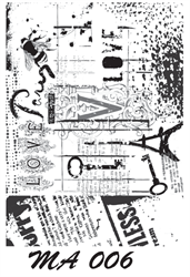 Picture of MIX MEDIA R/PAPER #06