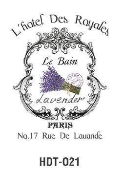 Picture of CADENCE DÉCOR TRANSFER PAPER PARIS 3
