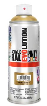 Picture of PINTYPLUS EVOLUTION METALLIC GOLD