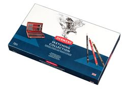 Picture of SKETCHING WOODEN BOX 72 COLOUR