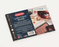 Picture of DERWENT LIGHTFAST PAPER PAD 7X10 (A5)