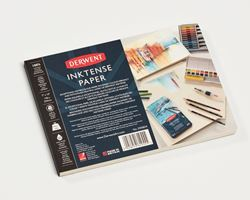 Picture of DERWENT INKTENSE PAPER PAD 7X10 (A5)