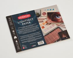 Picture of DERWENT LIGHTFAST PAPER PAD 12X16 (A3)