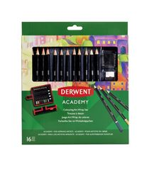 Picture of DERWENT ACADEMY COLOURING WRAP SET