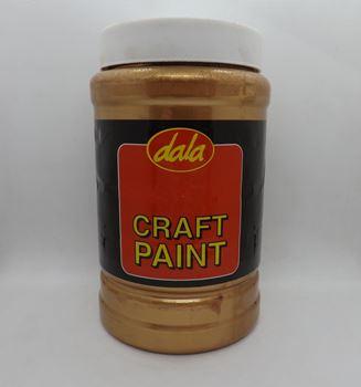 Picture of DALA CRAFT PAINT METALLIC BRONZE 1LT