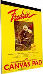 Picture of FREDRIX CANVAS PAD 8X10