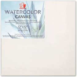 Picture of FREDRIX WATER COLOUR CANVAS 12X12