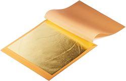 Picture of IMITATION LEAF ANTIQUE GOLD 25 SHEETS
