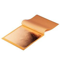 Picture of IMITATION LEAF COPPER 25 SHEETS