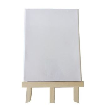 Picture of CANVAS & EASEL SET 20X30CM