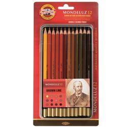 Picture of BL-AQUARELL COLOURED PENCILS