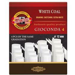 Picture of WHITE COAL MEDIUM 4PC