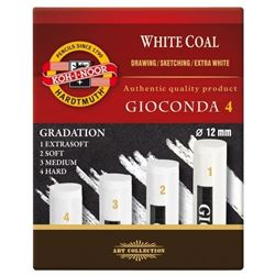 Picture of WHITE COAL ASSORTED GRADES 4PC