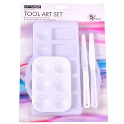 Picture of ART RANGER PALETTES AND PALETTE KNIVES SET