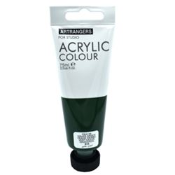Picture of ACRYLIC CRAFT PAINT 75ML GRASS GREEN