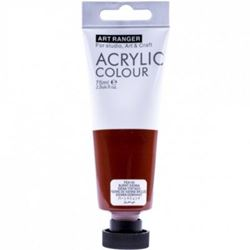 Picture of ACRYLIC CRAFT PAINT 75ML BURNT SIENN