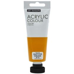 Picture of ACRYLIC CRAFT PAINT 75ML YELLOW OCHR